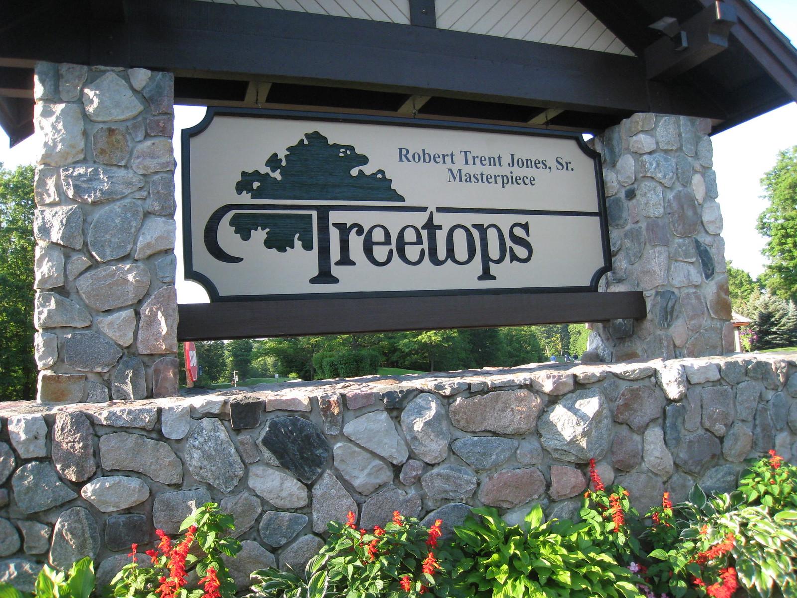 Masterpiece Golf - Treetops Resort, Gaylord, Michigan