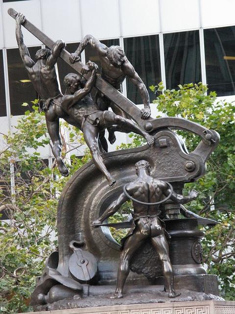 Mechanics Monument