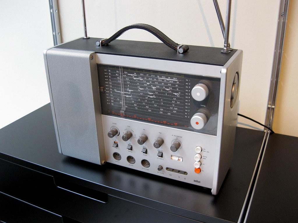 Vitsœ - Dieter Rams radio