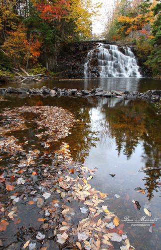 waterfalls capebreton