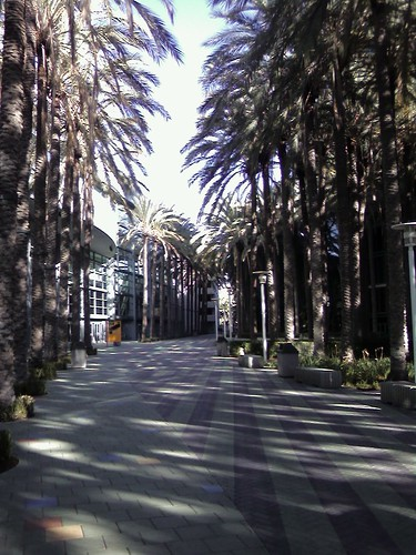 Anaheim Convention Center Promenade | by Cavalier92