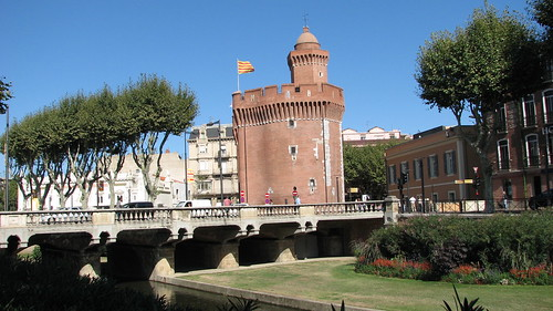 Perpignan - Castillet | by bortescristian