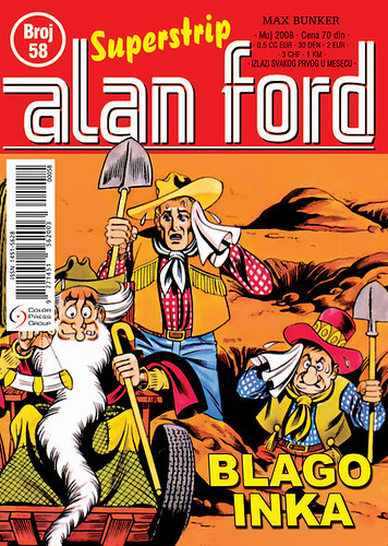 Alan Ford br. 58 | by alanfordcpg