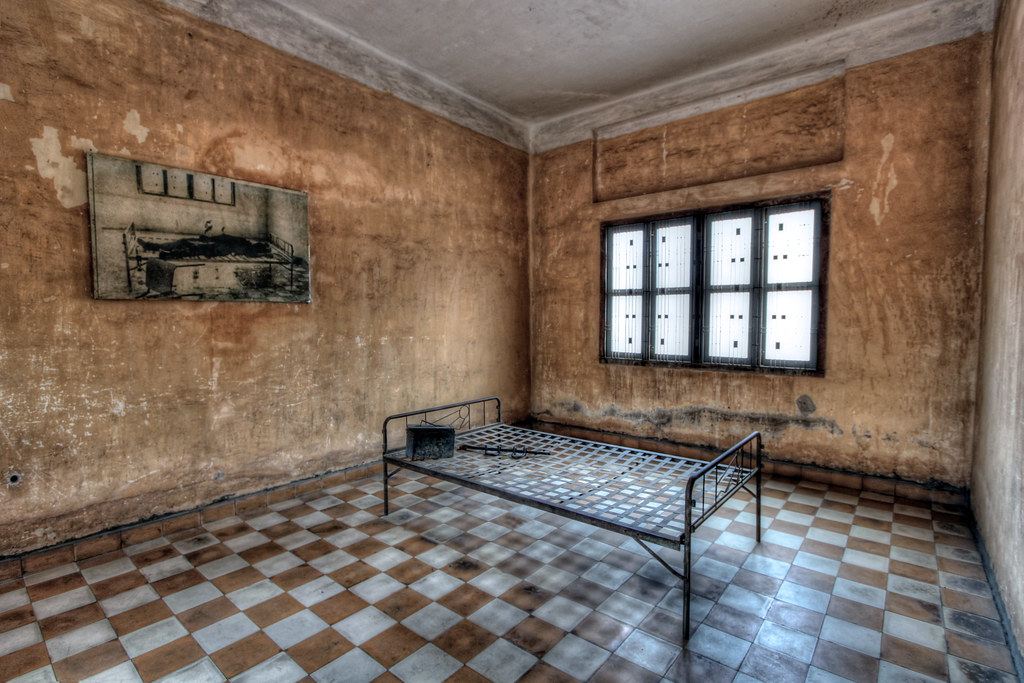 Memorial to Human Brutality | Tuol Sleng Genocide Museum (… | Flickr