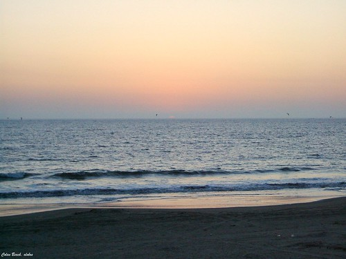 sunset beach peru water landscape outdoors atardecer mar sand agua playa paisaje arena piura colan