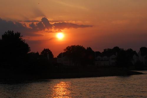 sunset sun sunrise brarabbit13