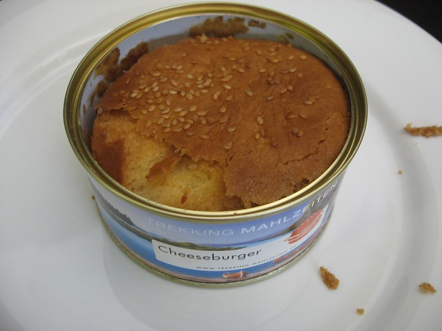 Image result for Canned Cheeseburger