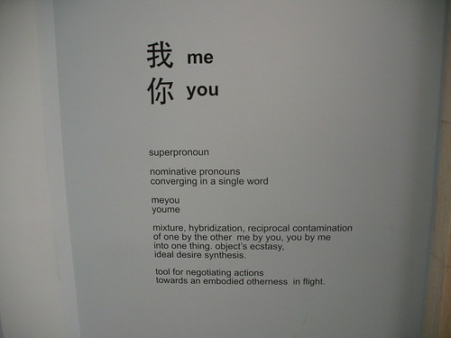 Shanghai Biennale   by Gary Soup