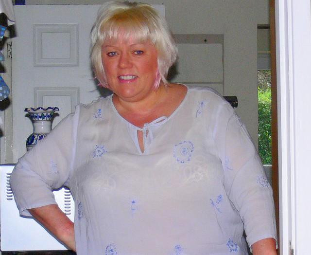 Granny bra pics