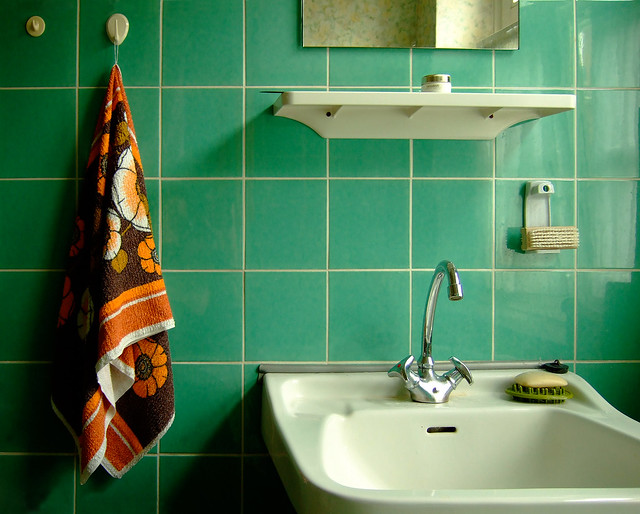 Grandmas Bathroom