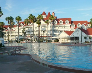 Walt Disney Grand Floridian Resort Pool | by mrkathika