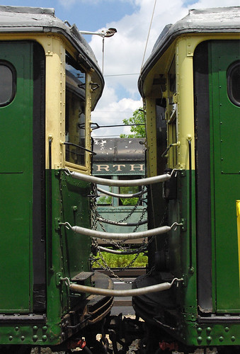 cta trolley union trains l railroads coupler 4000 illinoisrailwaymuseum
