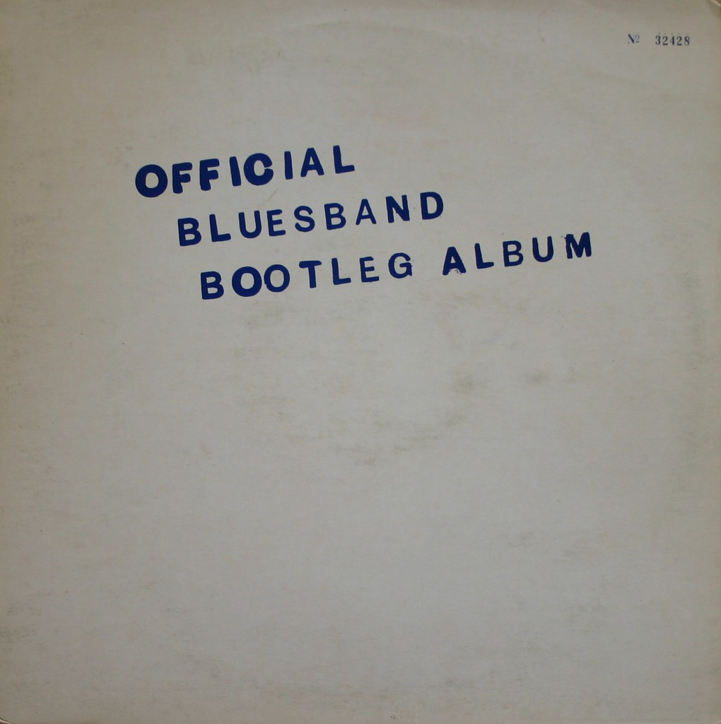 blues band: official bootleg album | Mike Walker | Flickr