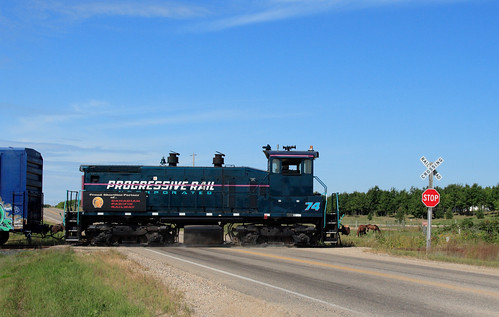 PGR 74 at Faribault, MN | by Ottergoose