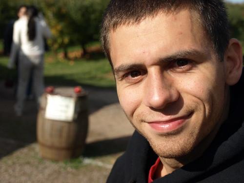 Matt Mazaika, Apple Picker   by thetorpedodog