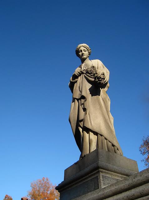 Oakwood Cemetery - Troy, NY - 10
