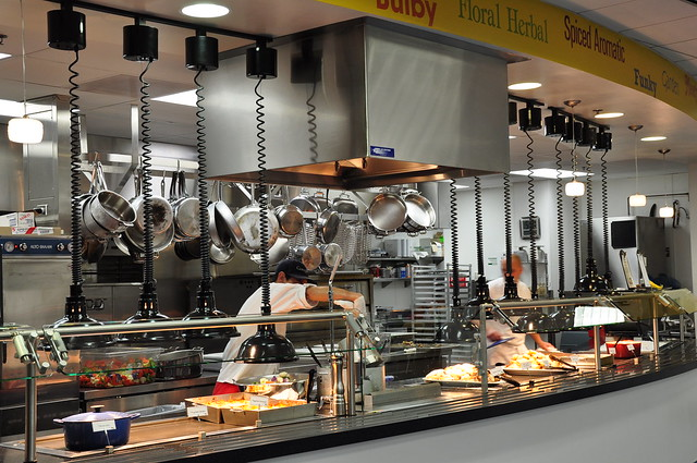 Cuisine du Googleplex