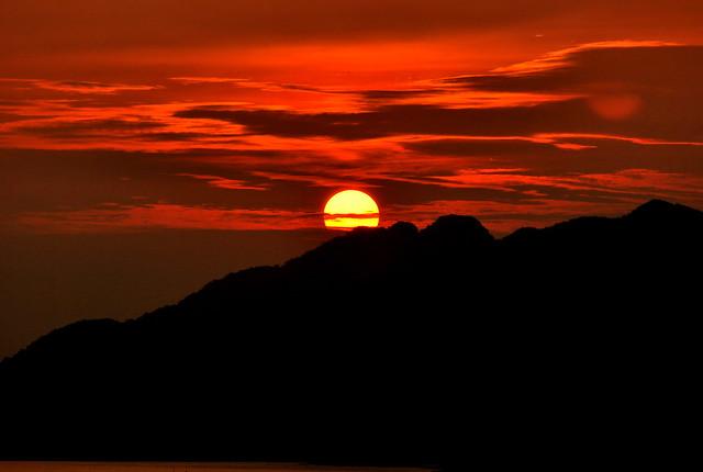 Sunset @ Langkawi