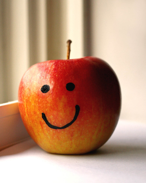 Such a Happy Little Apple