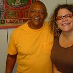 Thu, 12/07/2007 - 11:22am - Hugh Masekela at WFUV with Rita Houston