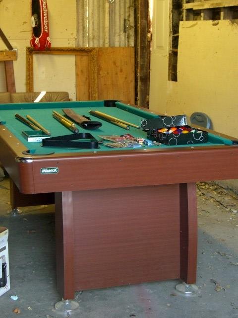 Pool Table   sfbay.craigslist.org/eby/spo/783632571.html ...