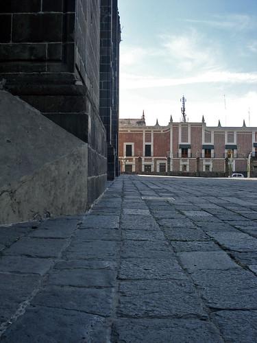 Atrio de la Catedral
