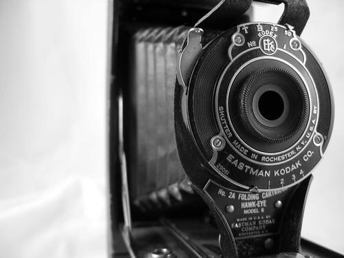 Kodak Brownie Hawkeye | by kevin dooley