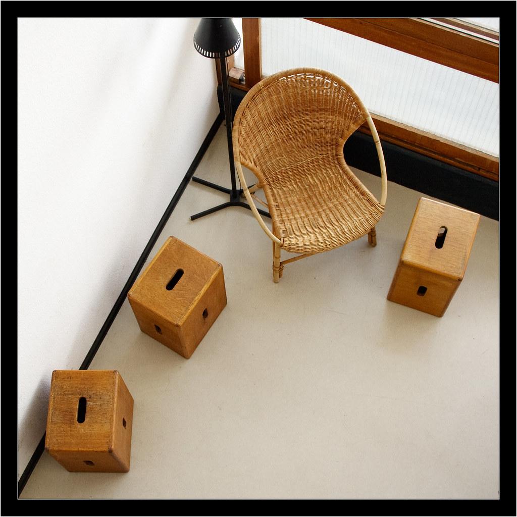 Seat and all-purpose blocks