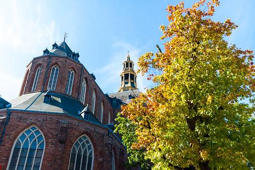 A-kerk in Groningen | by johan wieland