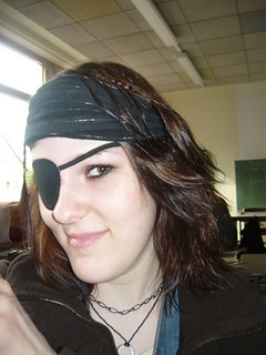 Look like a pirate day
