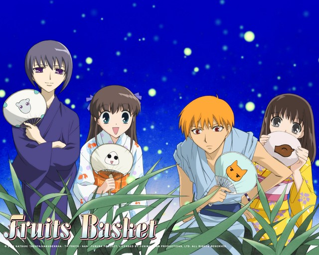 Fruits Basket Anime Wallpaper Wallpaper Oficial Del Anime