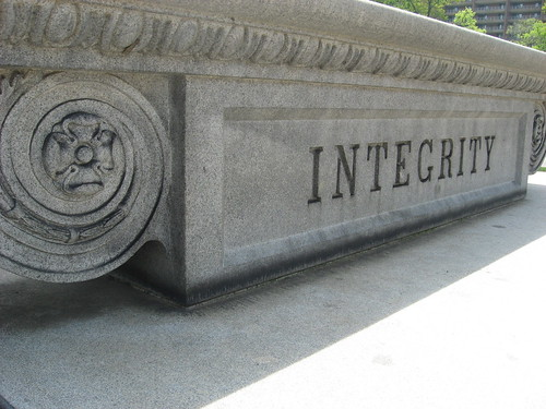 Integrity   by contemplativechristian