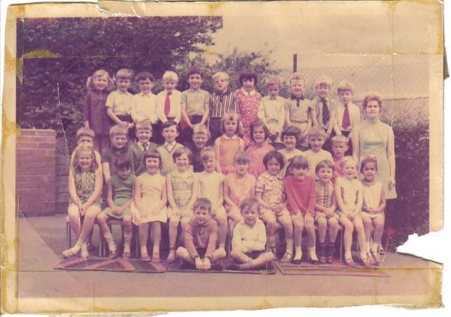 Mrs Stephens Class 1972