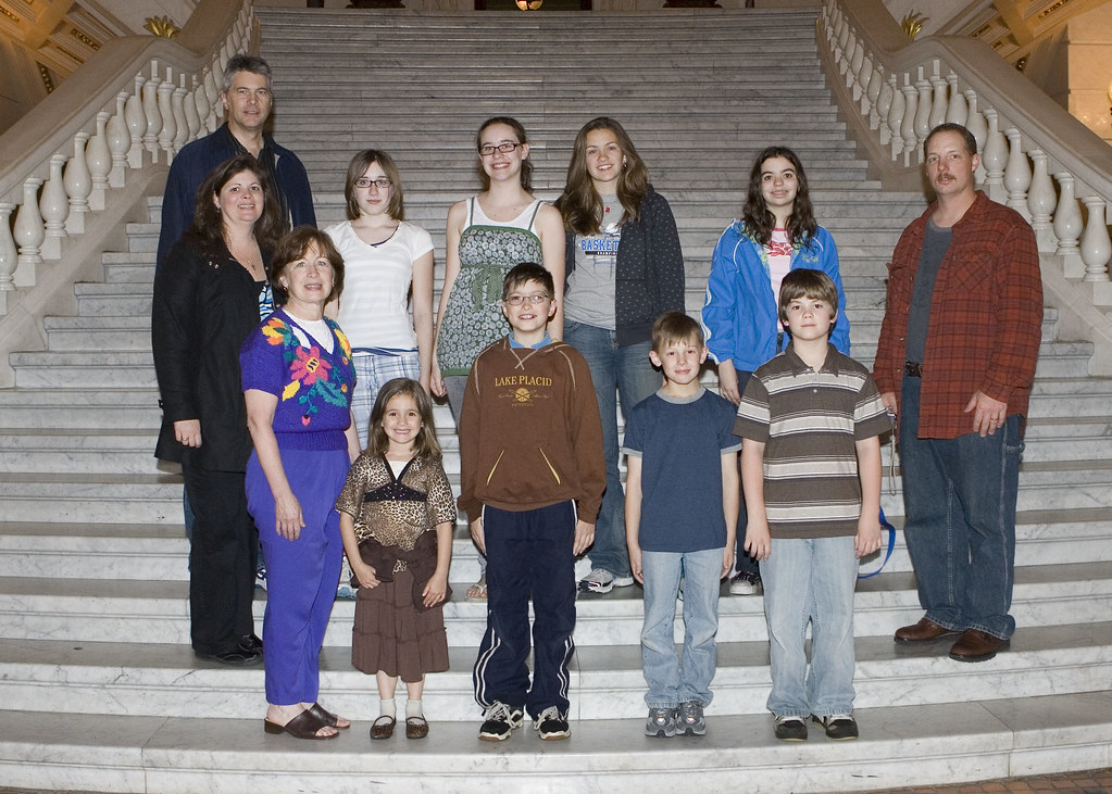 CW Rice Middle School | Rep  Merle Phillips hosts CW Rice Mi