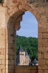 Château de Laussel From Château de Commarque