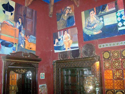pakistan restaurant cafe artwork punjab lahore eatingout cuckooscafe pakistaniart earthasia chiccafes chiccafesinlahore oldcityoflahore hiranmandi wheretoeatoutinlahore goodrestaurantsinlahore