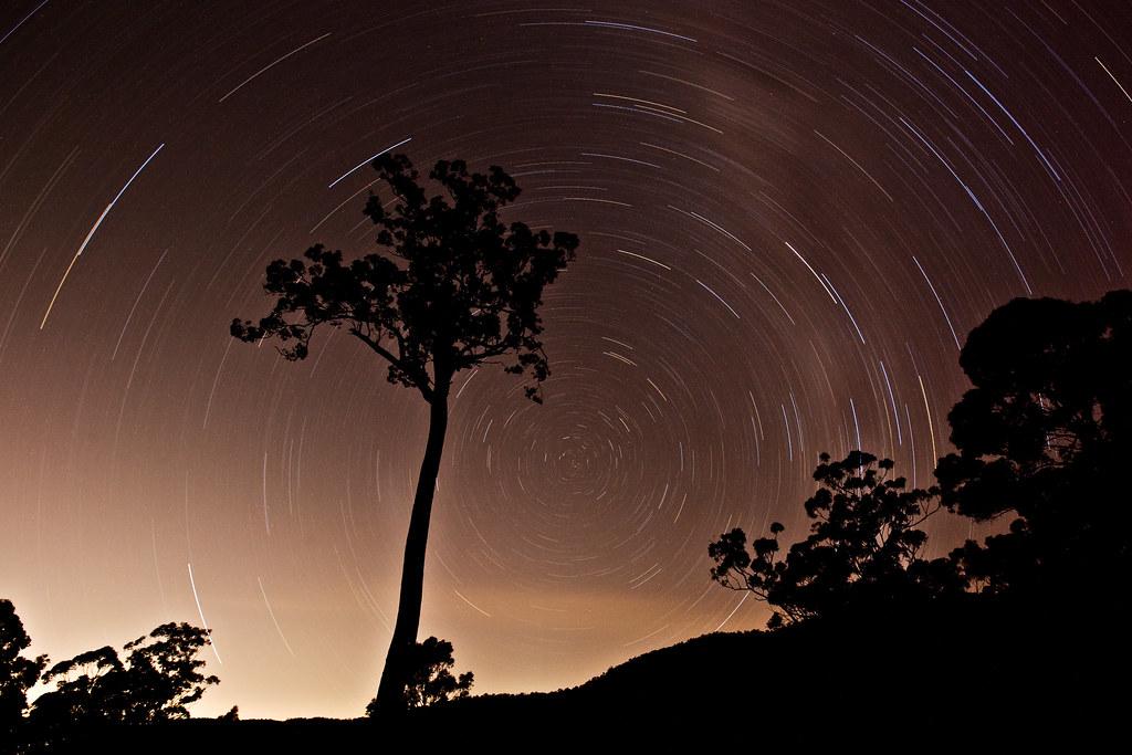 Cedar Creek Star Trails