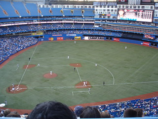 Baseball in Toronto | by Paul Woods