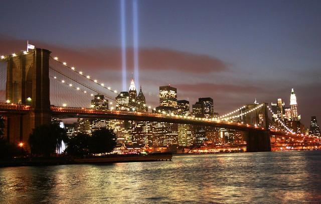 9-11-08 TOWERS OF LIGHT