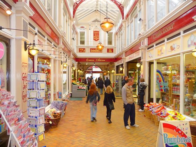 Queens Arcade Hastings