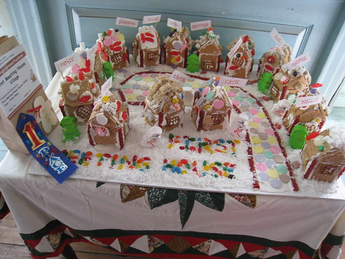 Gingerbread Festival: First Meeting House   by katy elliott