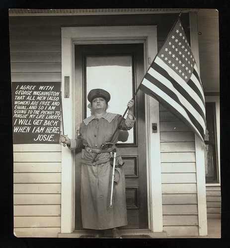 Josie's Declaration of Independence (cinema 1914) | by New York Public Library