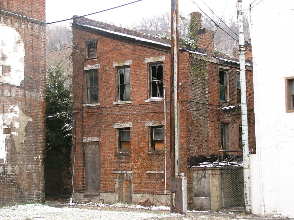 Abandoned Wheeling Wv An Abandoned Dilapidated Building