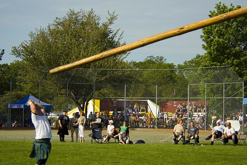 Caber Toss 01 | by Tracy O
