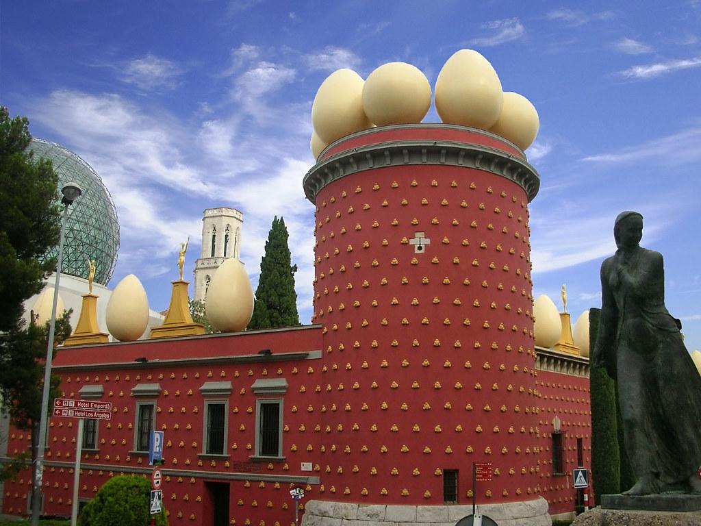 Museo Dali Figueres.Museo Dali Figueras El Teatro Museo Dali El Mayor Objet Flickr