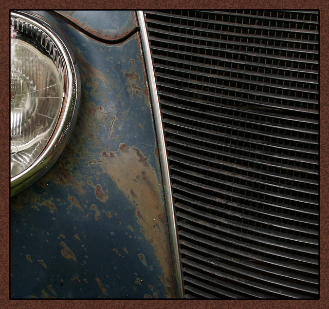 Classic Car or Rust Bucket?