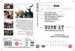 Burn It DVD cover