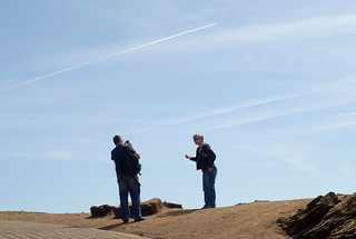 Tourists, Lizard Point   by Forest Pines
