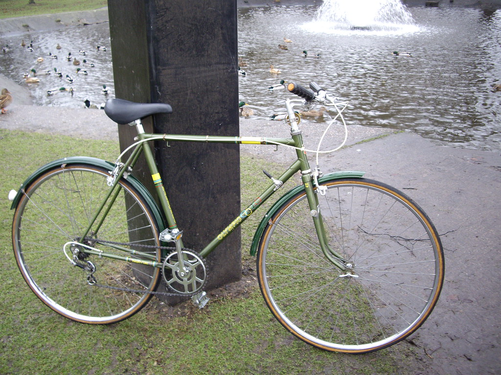 HALFORDS OLYMPIC VINTAGE CYCLE | A great 5 speed from the 70… | Flickr