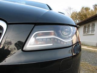 Audi A4  -  2.0 TDI   Automatic   by Mic V.